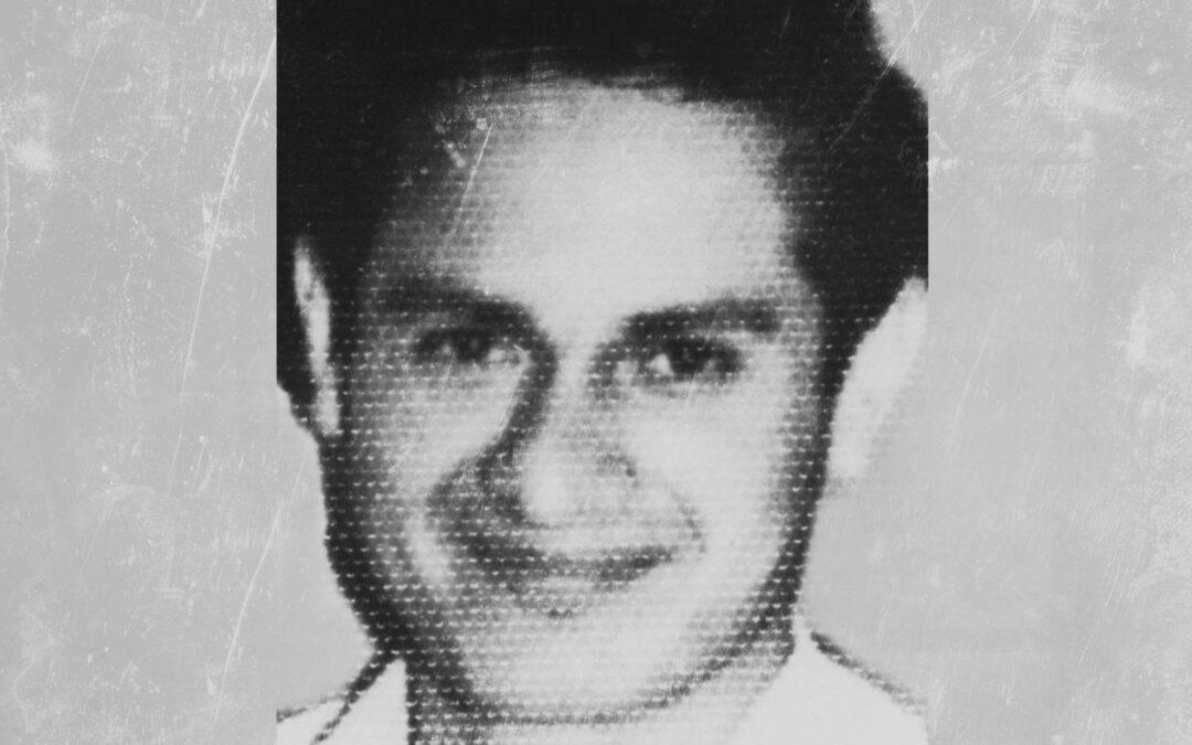 Oscar Antonio Ramírez